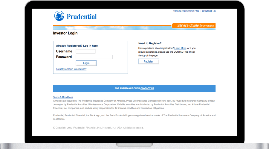 Prudential Term Life Insurance Quotes Online Magnificent Prudential Life Insurance Pay Online