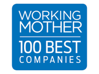 Logo for Working Mother 100 Best Companies