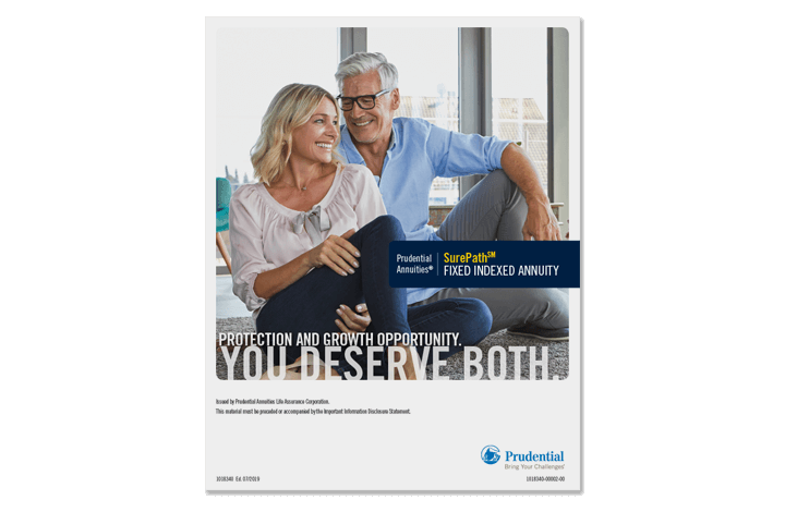 IMO Marketing Materials | Prudential Financial