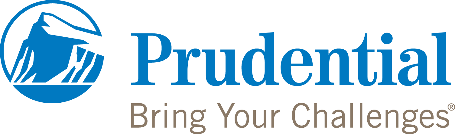 prudential bring your challenges rock logo